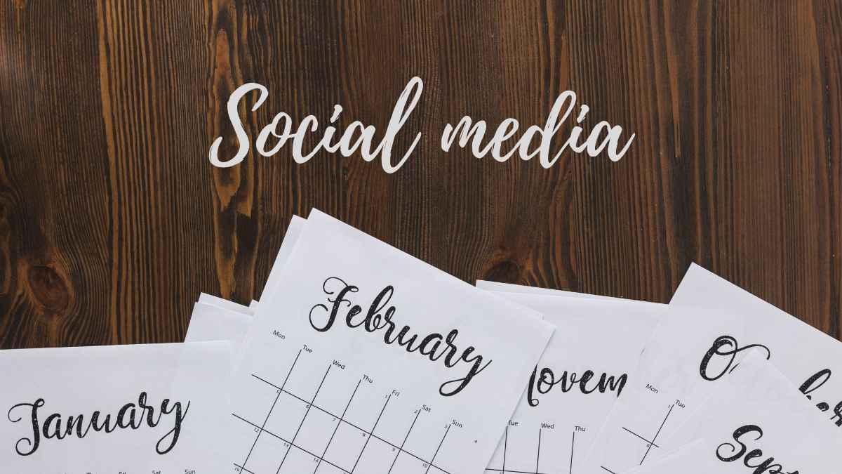 social media planning