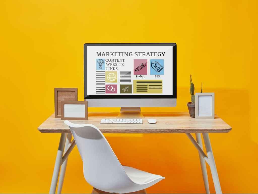 pc marketing strategy