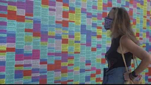 wall of lies - trump