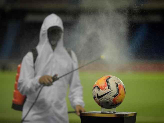 pandemia nel pallone
