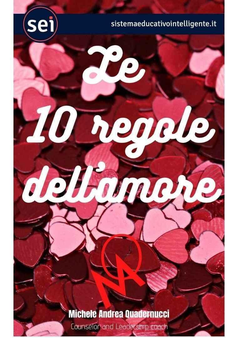 Le 10 regole dell'amore