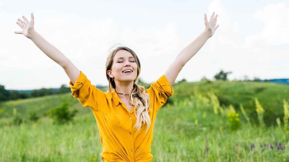 felicità accettazione