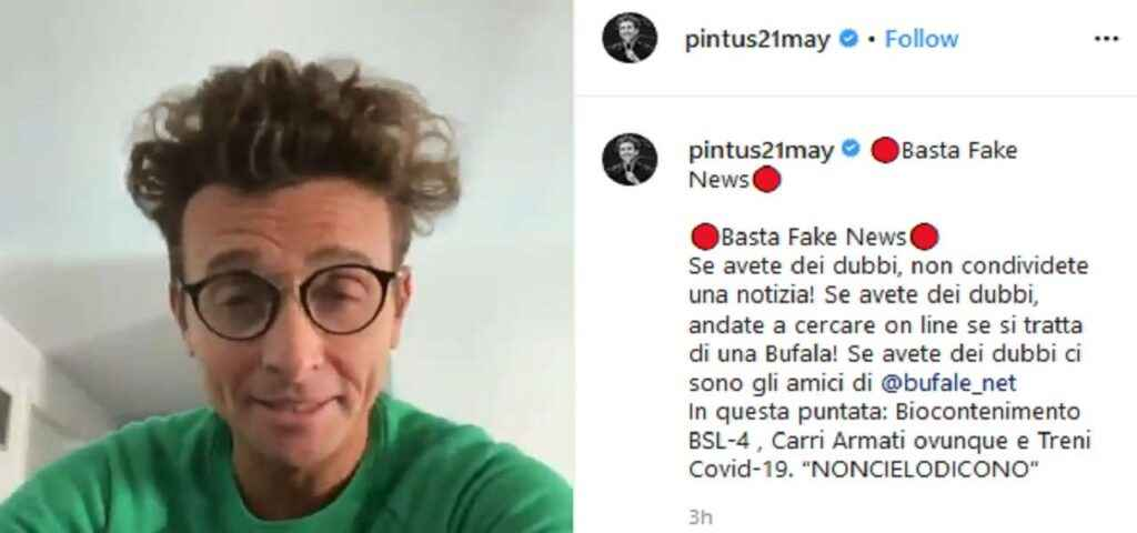 fake news pintus