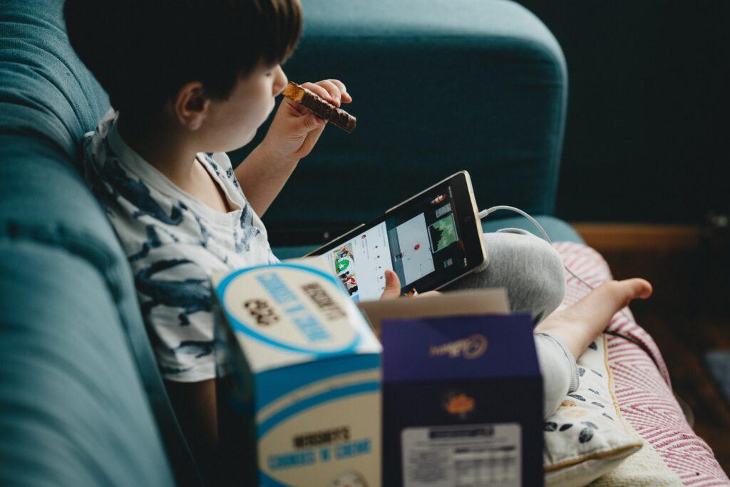 tecnologia bambino