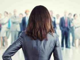 donna e leader