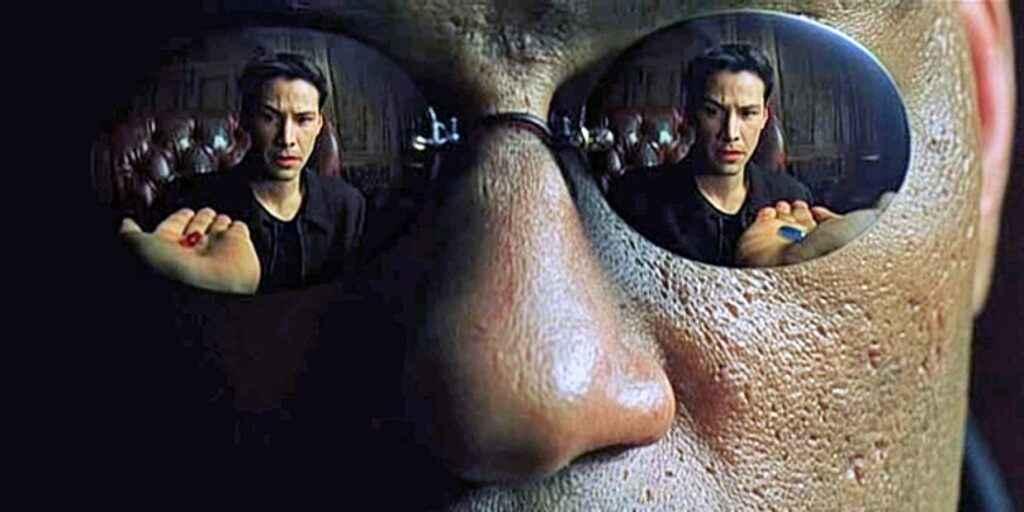 matrix pillola