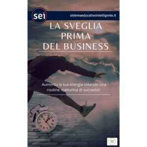 la sveglia prima del business