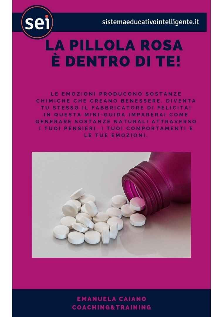 ossitocina: pillola rosa